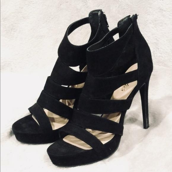 Shoes   Black Candies High Heels   Poshmark
